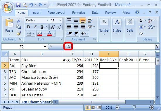 Fantasy football tier rankings ppr